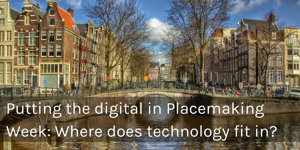 #PlacemakingWeek