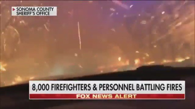 FOX NEWS ALERT: Critical fire danger in California wine country as officials order evacuations | @WillCarrFNC https://t.co/dtPpHD4qm5