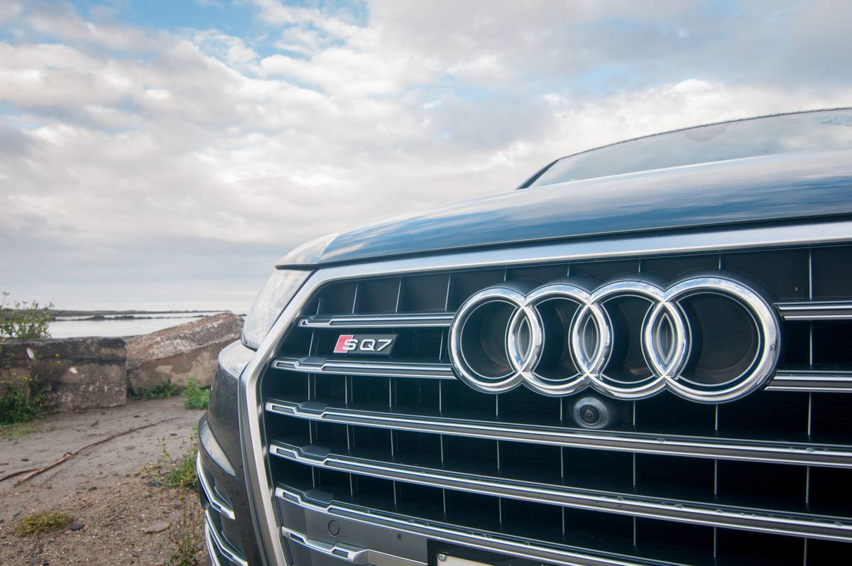 Man denies stealing $80,000 Audi after police find it in his garage