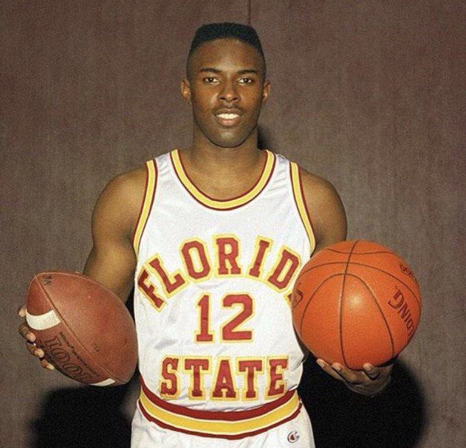 Aye happy bday to Charlie Ward!!! Won the heisman, played in the nba, and was even drafted by 2 baseball teams....