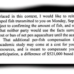 Fish-farming company offered money for Lummi Nation's silence about net pens, letters show