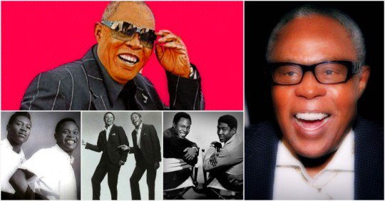 Happy Birthday to Sam Moore (born October 12, 1935)