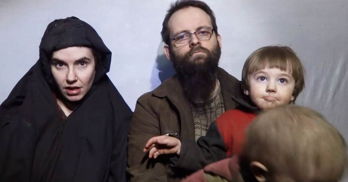 American, her husband and 3 kids are freed after 5-year hostage ordeal https://t.co/aYAZFDaGkS https://t.co/67W1S0Akzl