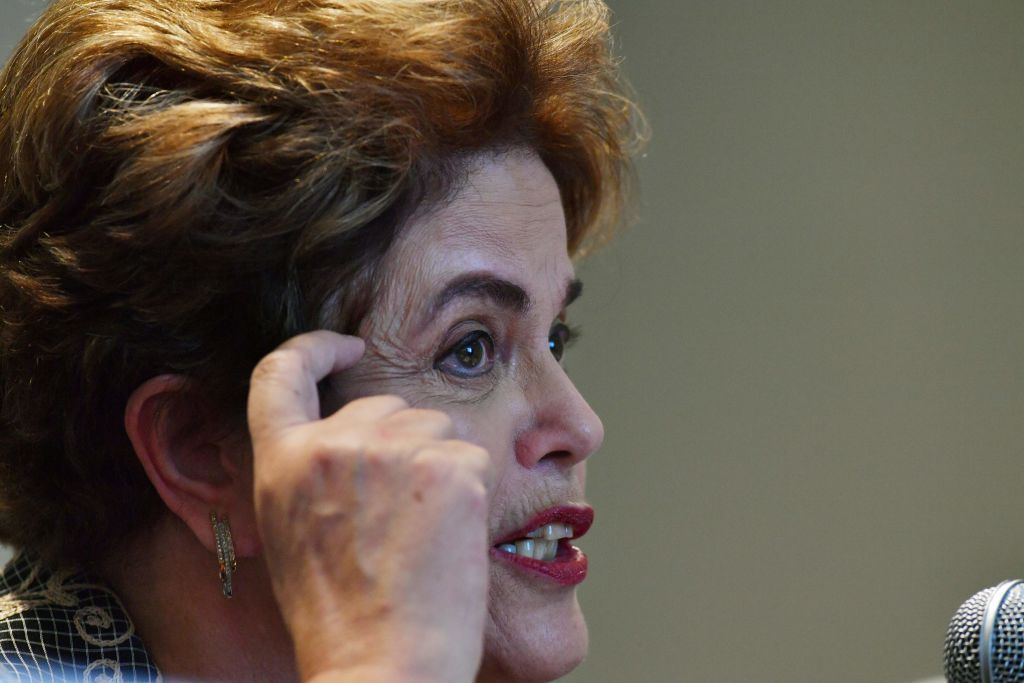 Tribunal ordena embargar bienes de la expresidenta Dilma Rousseff por compra de refinería  https://t.co/5F6dXxCKWc https://t.co/OzORBt7Lh3