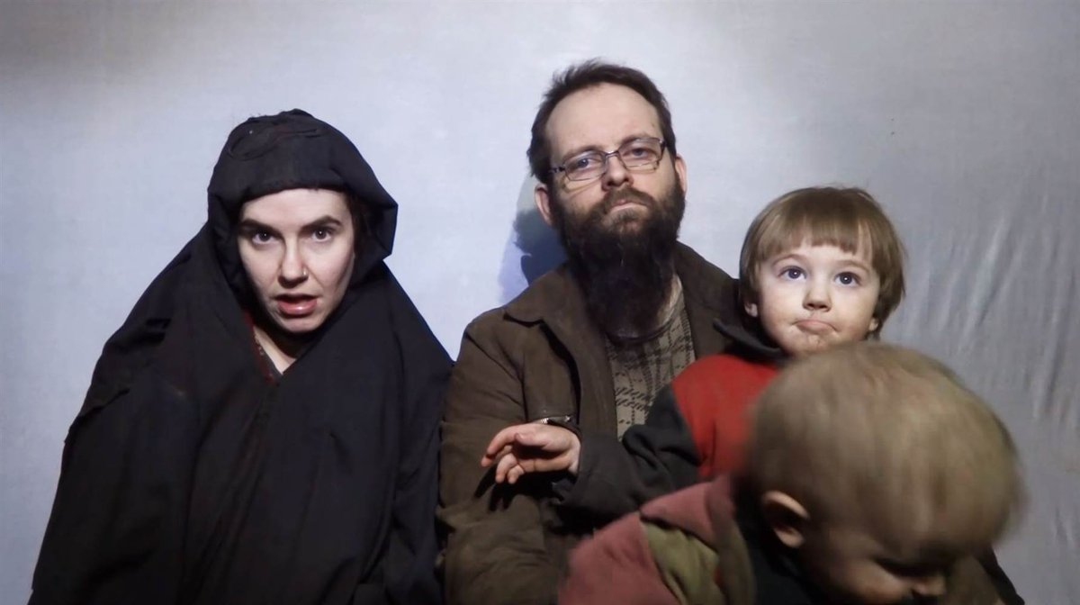 FULL STORY: Caitlan Coleman and her family have been released by the Taliban