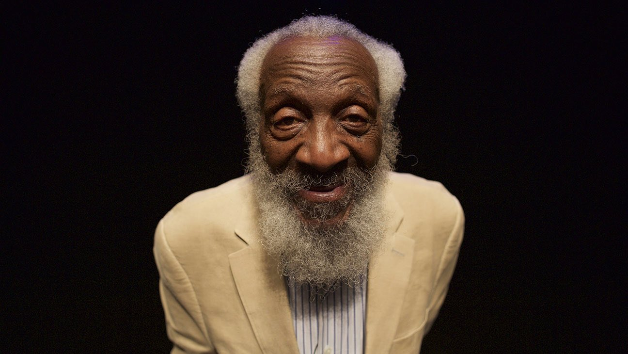 Happy Birthday Dick Gregory  . Rest In Peace.
