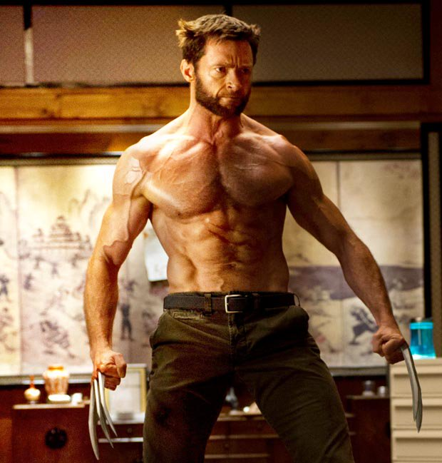 Happy 49th birthday, Hugh Jackman, or is it Jacked Man? Favorite HJ movie?