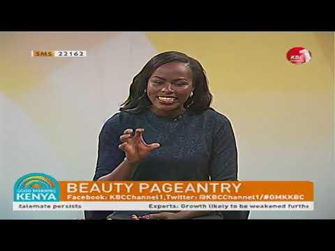 Good Morning Kenya - Beauty Pageantry