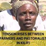 Tension rises between farmers and pastoralist in Kilifi