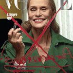 Vogue's oldest cover girl proves beauty is ageless