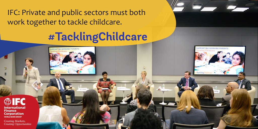 #tacklingchildcare