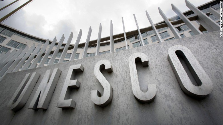 "US withdraws from UN's educational and cultural body UNESCO over ""anti-Israel bias"""