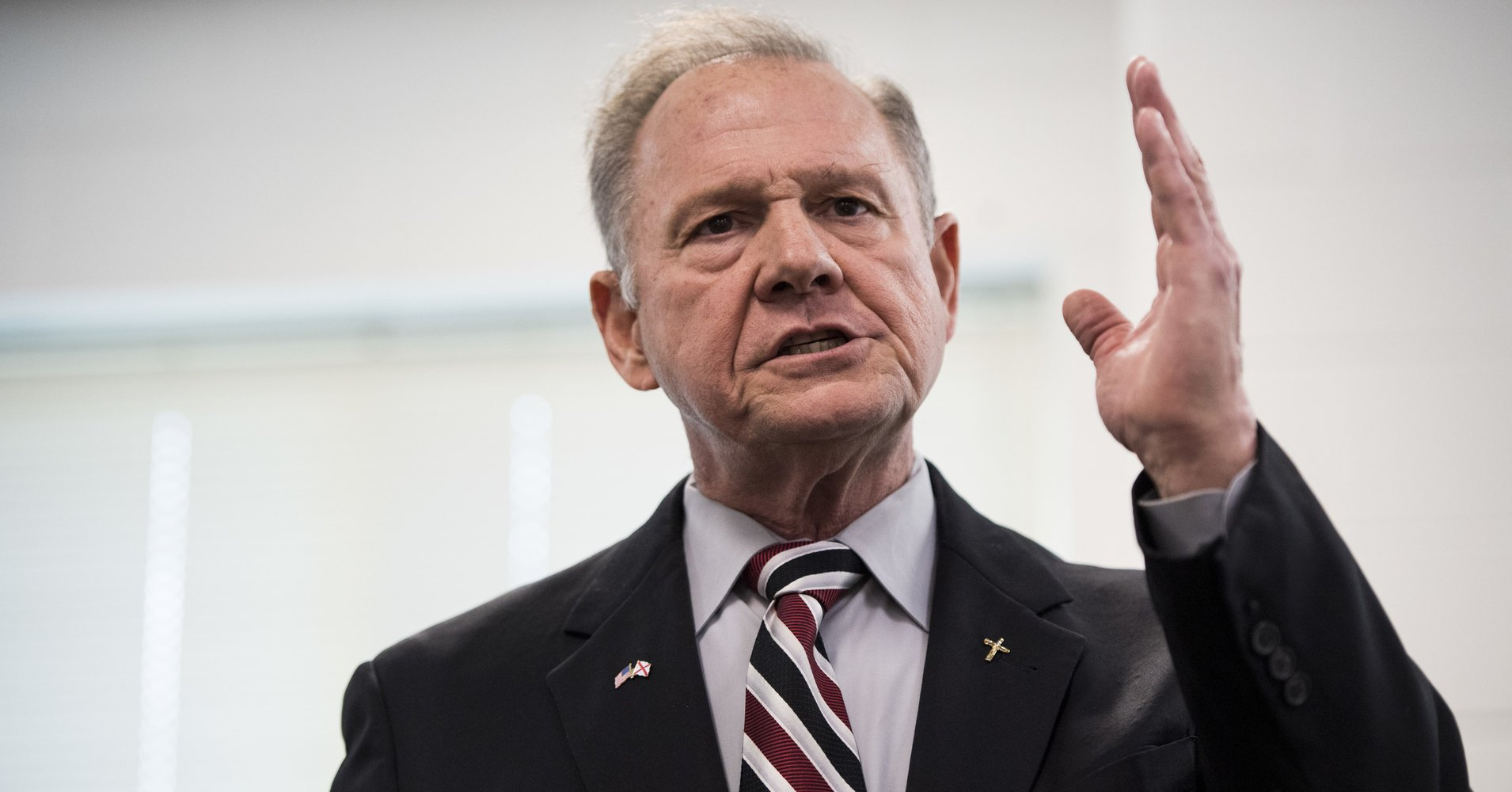 Alabama GOP Senate candidate Roy Moore once compared preschool to Nazi-style indoctrination https://t.co/TvmOxM4ZDR https://t.co/fv0Ome0dvV