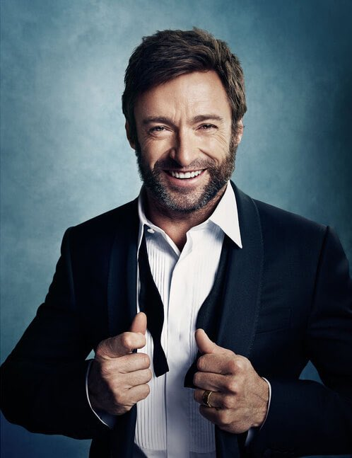 Happy birthday to Hugh Jackman!