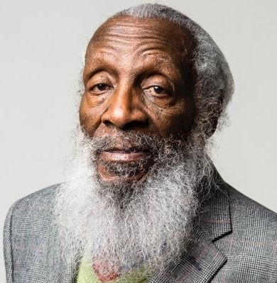 Happy Birthday to the late great Dick Gregory