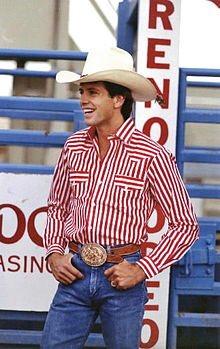 Happy Birthday to the Greatest Bullrider in History  RIP Lane Frost