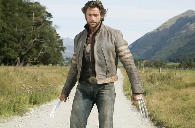 Happy 49th birthday to Wolverine, Van Helsing, Robert Angier, Mr. handsome Hugh Jackman