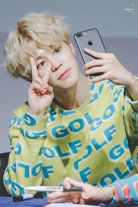 Happy birthday Jimin hope you have a great day baby boy