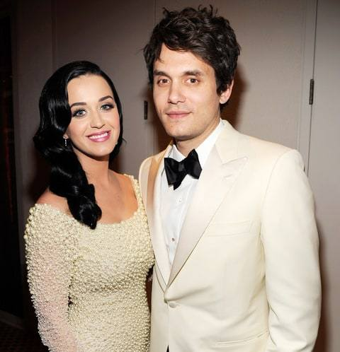 Katy Perry Wishes John Mayer s Dad a Happy Birthday: Photo