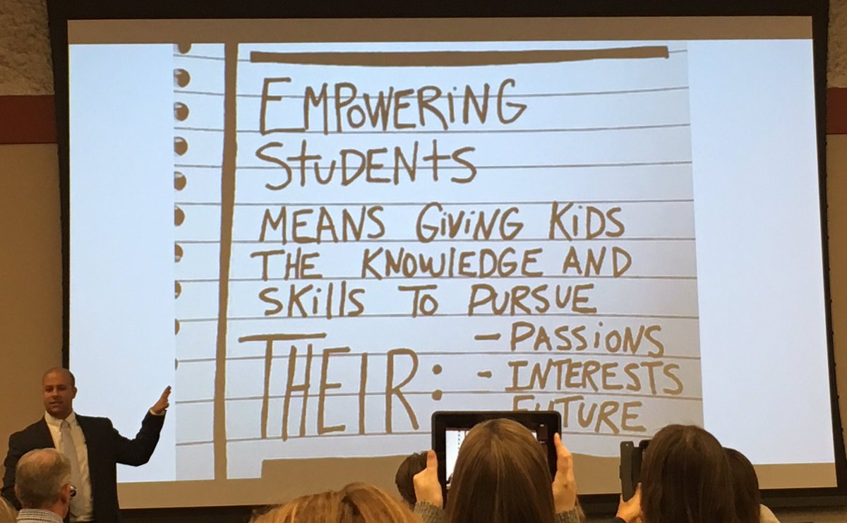 test Twitter Media - Passion is exploding as @ajjuliani speaks & connects with the room on so many levels - teacher, parent, collaborators, mentor 🙌🏽❤️#IDLCD17 https://t.co/mBm9CrXrO8