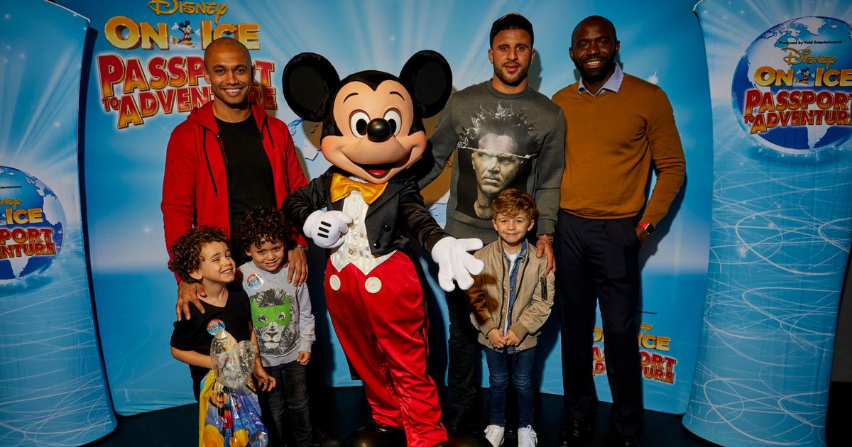 Manchester United and City stars join Corrie favourites at Disney on Ice at Manchester Arena