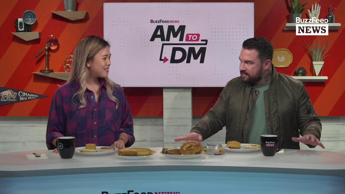 Pumpkin spice haters, get in here ⬇️  #AM2DM https://t.co/dwR2EMZaRW