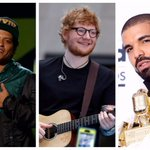 Men dominate American Music Awards nominations