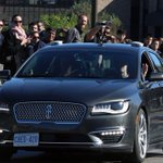 BlackBerry QNX self-driving car hits the road in the first Canadian street test