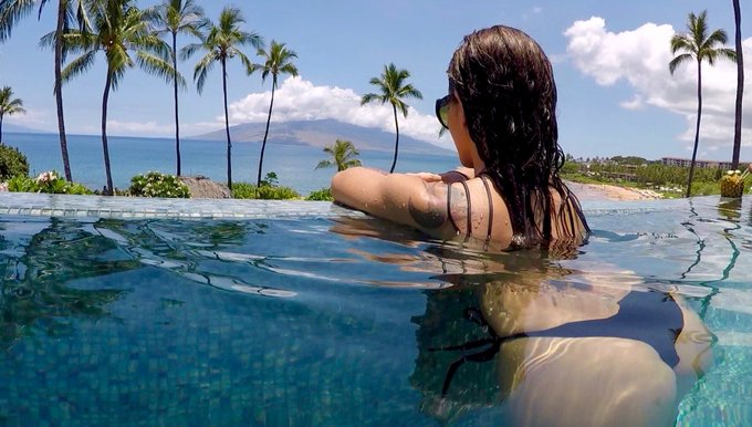 Missing Maui 🍍 https://t.co/IiWjOHPHos
