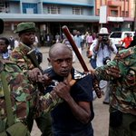 Protests banned in Kenya as election standoff escalates