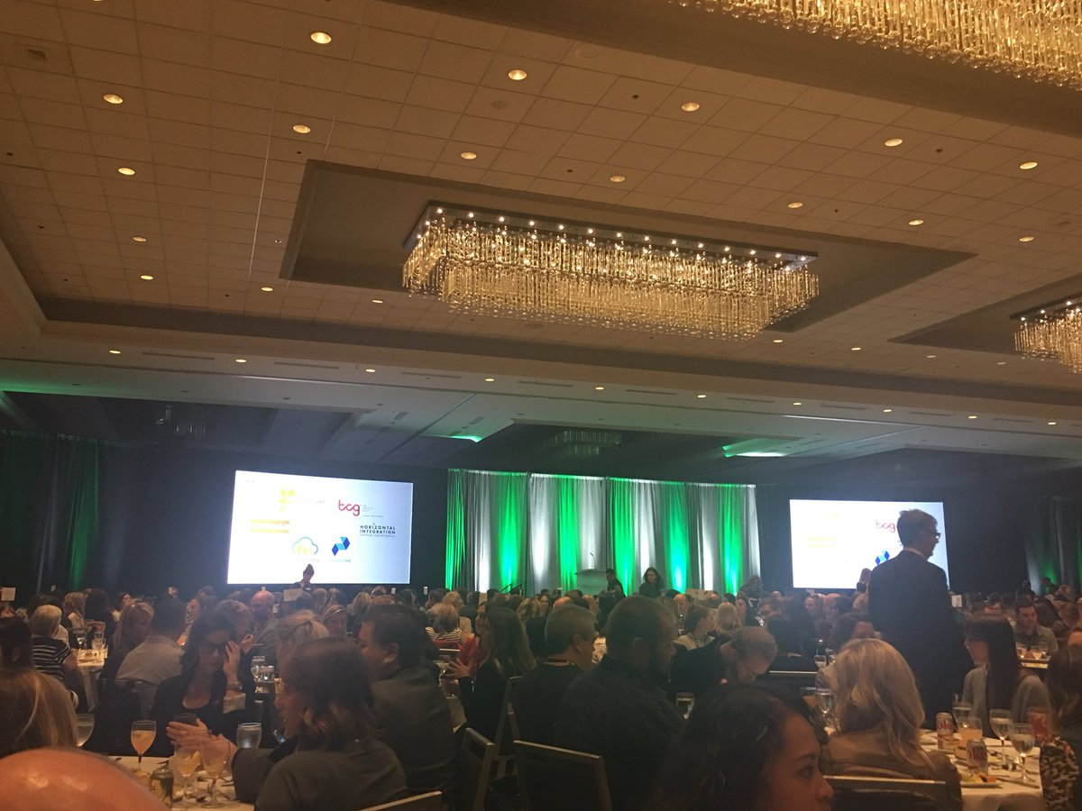 Lunchtime fun at #MIMA Summit! Lunch keynote @MorganSpurlock soon to come. https://t.co/BAKcYI3XW2