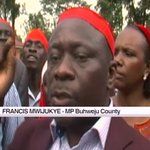 FDC MPs launch red-ribbon campaign in Eastern Uganda