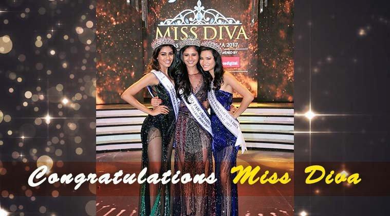 Chennai-based Miss Diva 2017 Shraddha Shashidhar to represent India at Miss Universepageant