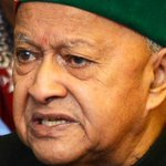 Jolt to Himachal CM Virbhadra Singh as close relatives switch over to BJP