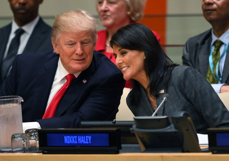 After UNESCO bombshell, US envoy Haley warns UN of more trouble ahead