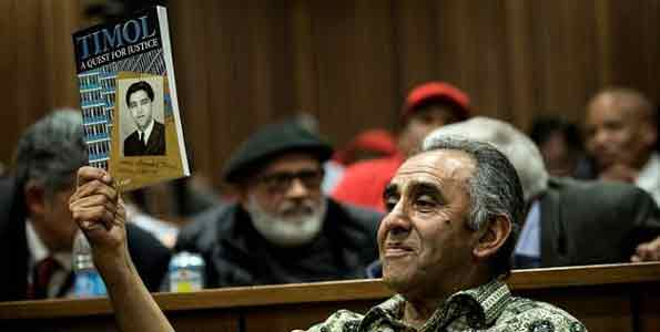 S.Africa rules police murdered activist, 46 years on