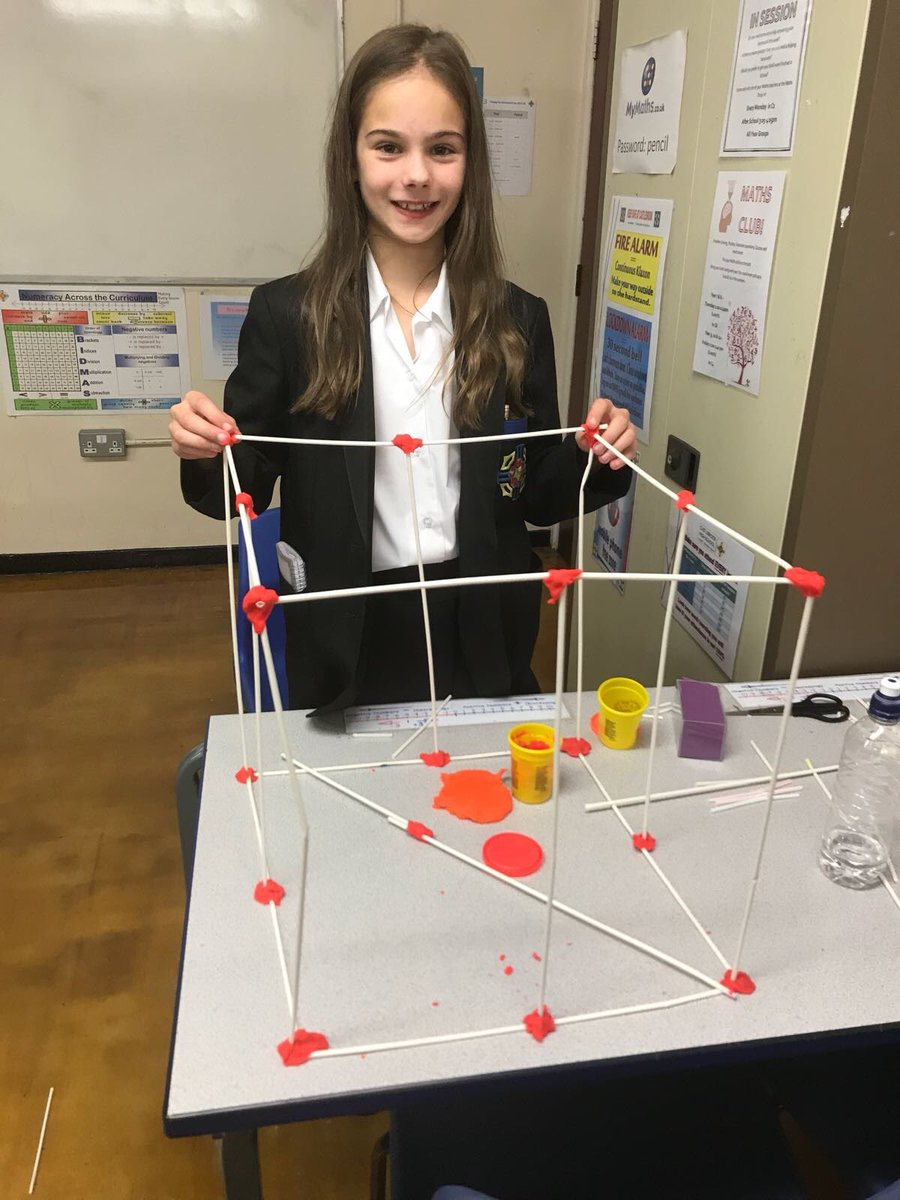 test Twitter Media - Excellent construction skills at maths club today-can you name the 3-D shapes? #maths@castlebrook https://t.co/T1rt5JJqUL