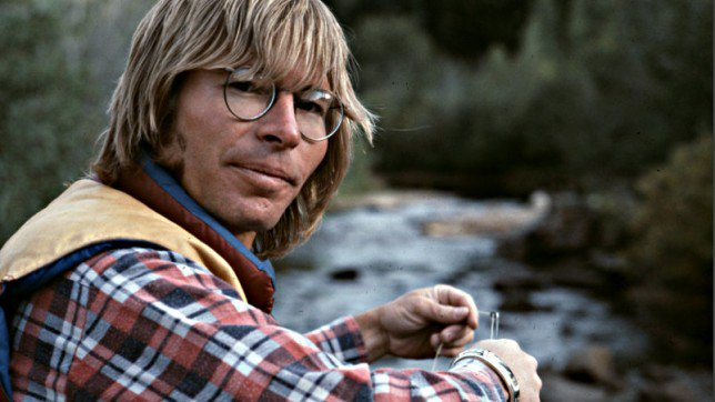 Today is the 20th anniversary of John Denver's death. Denver passed away at the age of 53 in a plane crash. https://t.co/xSkJcS4Dd2