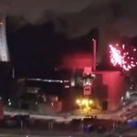 Watch: Greenpeace activists set off fireworks inside a nuclear plant in France!
