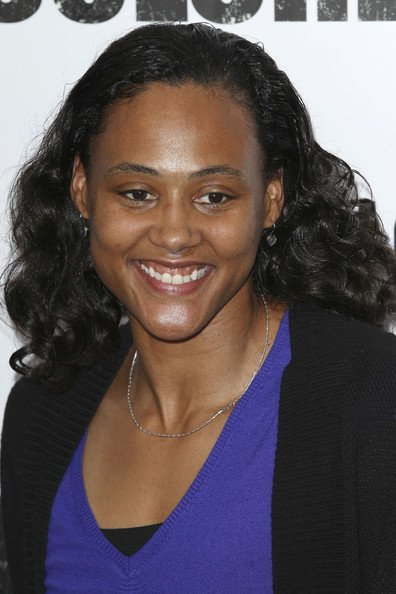 Happy Birthday Marion Jones