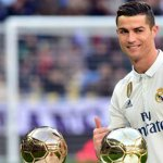 Mashabiki wampa Ronaldo tuzo Ballon d'Or