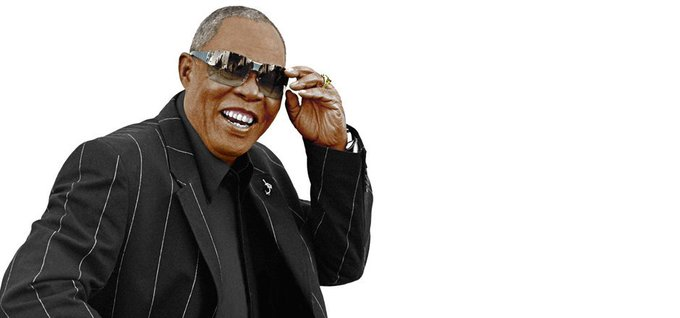 Happy Birthday Sam Moore!