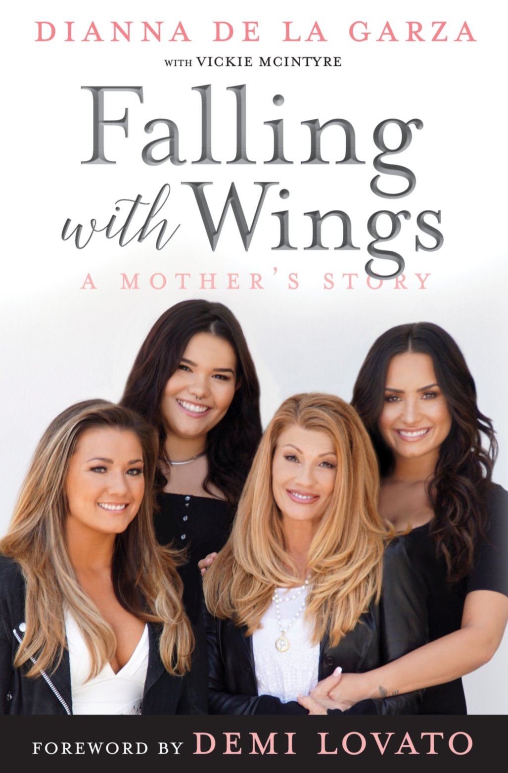 Congrats on your new book mom!!! So proud of you @DiannaDeLaGarza ������ #FallingWithWings https://t.co/DsUrXtb0KJ https://t.co/ZLqOCR6xgQ
