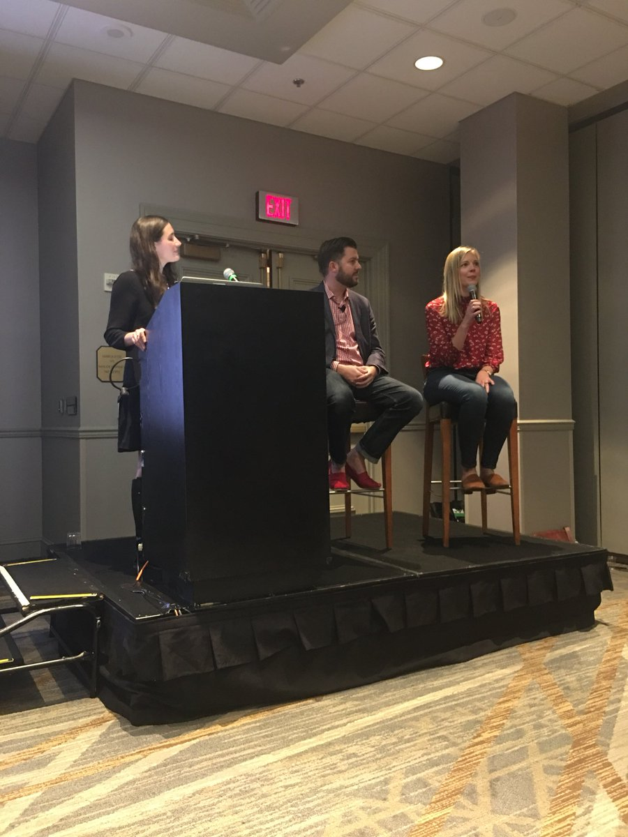 We're excited to learn more about social media selling from @MarthaKrueges, @craigsanatomy of @bitesquad, and @Pinterest at #MIMA Summit! https://t.co/FA99QGqmKh