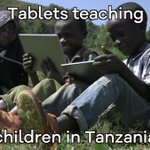 Could XPrize tablets replace teachers in Tanzania? - BBC Click