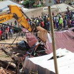 Six die, 15 seriously injured as another building collapses in Kisii
