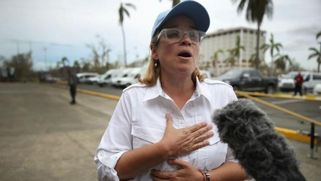 San Juan mayor to Trump: 'Without robust and consistent help, we will die' https://t.co/TYH6DwfuTq https://t.co/fe7HvYf5Pw