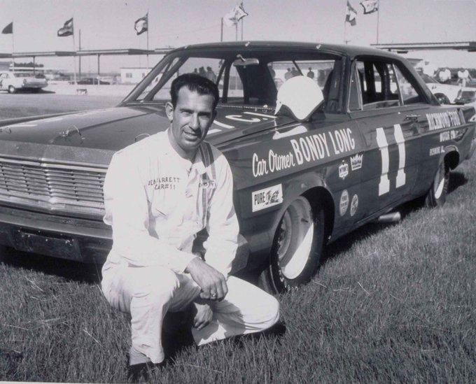 Happy 85th Birthday to 2-time GN Champion and Hall of Famer, Ned Jarrett