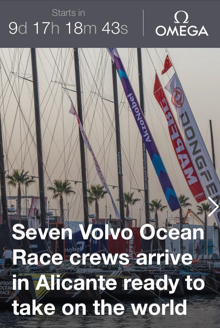 #VolvoOceanRace