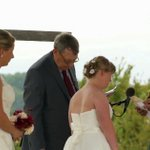 Groom's incredibly romantic wedding day gesture to bride's sister with Down's syndrome